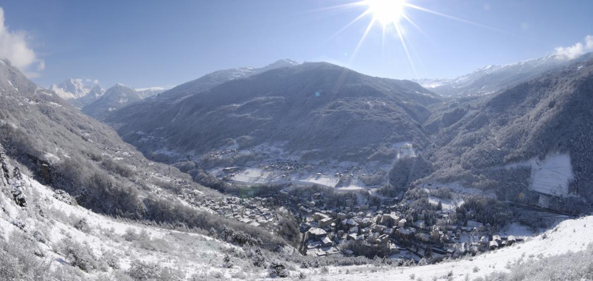Brides les Bains Savoie