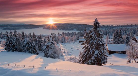 Bon plan : soirée dans une yourte près d'un chalet d'altitude aux 3 Vallées